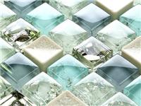 水晶玻璃马赛克怎样制作  黑色烤漆玻璃应该怎样用