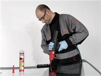 玻璃胶的异味该如何清除  正确使用玻璃胶的操作法