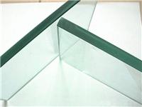 解析:钢化玻璃光学方面的问题