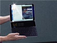 微软首款折叠屏电脑Surface Neo亮相,键盘可吸附支持无线充电