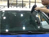 车膜撕下后残留的胶怎么处理  怎样去除汽车玻璃上的旧车膜