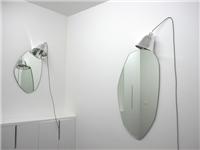 怎么样才能把墙上的镜子取下来  用玻璃怎么做镜子