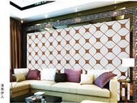 艺术玻璃拼镜装饰有哪些优点  室内装修用玻璃马赛克合适吗