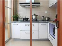 如何选购厨房玻璃推拉门  厨房移门木的好还是玻璃好