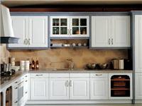 橱柜板用烤漆玻璃怎么样  橱柜钢化门板有什么特点