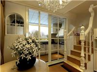 玻璃推拉门怎么做更好看  玻璃移门日常保养的方法