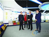 宋志平在哈尔滨玻璃钢研究院调研时,他提出了什么?
