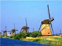 在荷兰,玻璃制品的再利用率高达约90%