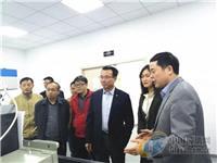 中国建材国际工程与苏州图森激光公司开展技术合作