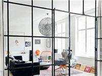 玻璃隔断墙安装方法,你知道多少?