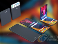 夏普可折叠手机专利曝光:两种折叠形态