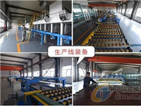 硼硅防火玻璃基片生产线实现商业化量产