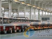 北玻镀膜玻璃公司单月产销量再创纪录!