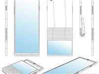 联想折叠屏手机专利曝光:上下折叠、背部还有屏幕