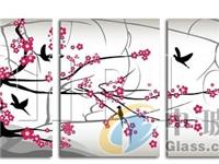 玻璃隔断的安装施工工艺  卫生间隔断分成哪些种类
