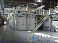 玻璃熔窑的鼓泡技术气泡澄清处理