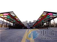 祁县玻璃公园:打造产业文化新名片