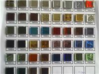 各种颜色玻璃怎么染色的  玻璃材料与琉璃有何不同