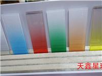玻璃材料怎么做料着色的  彩色玻璃花窗是怎么做的