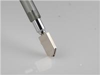 如何用玻璃刀来切割玻璃  切割后的玻璃要怎么磨边