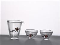 玻璃茶具套装特点是什么  选购玻璃茶具有什么要点