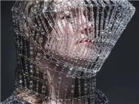 Kit Paulson的玻璃编织世界