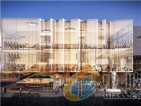 轻如薄翼的玻璃建筑,超凡脱俗的美!