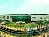 武汉京东方10.5代液晶显示生产线厂房建成