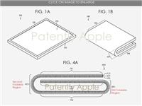 新专利曝光!苹果也加入折叠屏战场