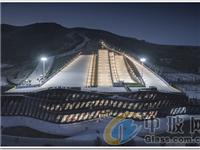 """全玻璃幕墙打造""""云门山四季滑雪场"""",又一避暑好去处"""