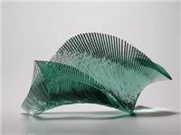 日本艺术家Niyoko Ikuta玻璃雕塑作品欣赏