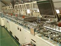 耀皮玻璃浮法玻璃生产线停产冷修