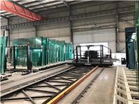 北玻持续打造自动化玻璃工厂