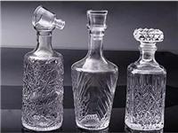 玻璃工艺酒瓶的发展历程