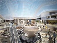 澳购物中心玻璃门变身太阳能发电设备