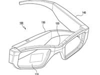 三星AR眼镜的专利曝光,可感应眼镜折叠自动开关机