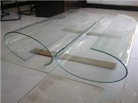 热弯玻璃加工的技术要求  钢化热弯玻璃性能与特点