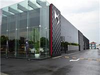 点式玻璃幕墙尺寸和规格  全玻幕墙的规格尺寸要求