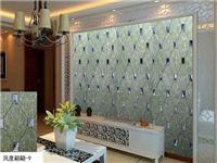 艺术玻璃拼镜该怎么安装  艺术玻璃拼镜的安装方法
