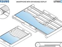 三星柔性屏新专利:手机两侧一拉 秒变平板