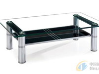 玻璃台面的餐桌好不好用  钢化玻璃餐桌实用性高吗