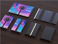 平板手机无缝切换,小米双折叠手机渲染图曝光