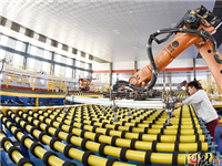 沙河:玻璃产业创新再升级