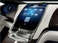 车载显示面板新趋势:3D玻璃+柔性显示