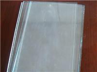 超薄浮法玻璃离子强化后的翘曲问题