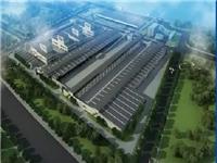 燕龙基玻璃回收加工再利用生产基地项目进展迅速