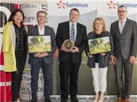 AGC真空玻璃获比利时能源与环境奖