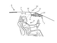 沃尔沃新专利:车顶抬头显示器 用于自动驾驶汽车