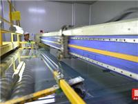 旭虹光电盖板玻璃生产线综合良率居行业前列