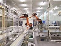 """自主生产高世代玻璃基板的""""中国速度"""""""